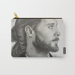 Drawing Jared Leto Carry-All Pouch