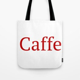 Caffe - Deep Learning Framework Tote Bag