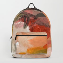 abstract painting XIII Backpack