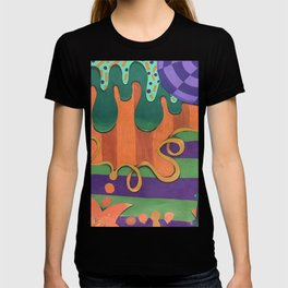 Abstract Mess T-shirt
