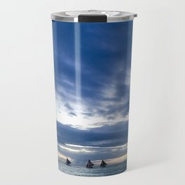 Boracay sailing Travel Mug