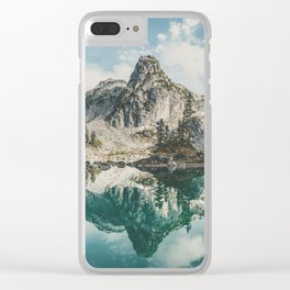 Watersprite Lake Clear iPhone Case