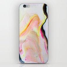 Marbled One iPhone & iPod Skin