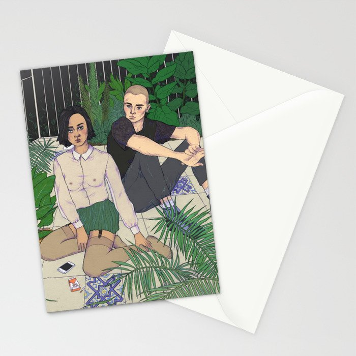 hothouse Stationery Cards