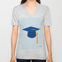 Happy Graduation Class of 2020 Unisex V-Neck