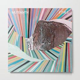 Mutemath - Vitals Metal Print