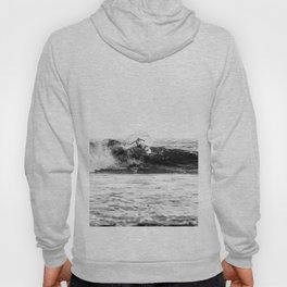 Black-and-White / Summer Waves Hoody