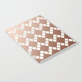 Copper & Marble 03 Notebook