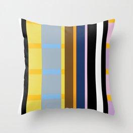 Stripe 1 Throw Pillow