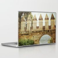 castle Laptop & iPad Skins featuring Castle by ZenzPhotography