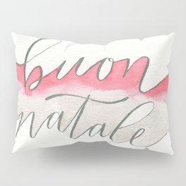 Buon Natale Pillow Sham