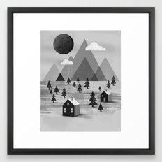 Superstition Framed Art Print