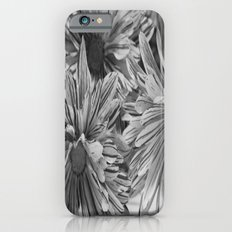 Flowers shadows Slim Case iPhone 6s
