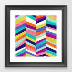 Upward Framed Art Print