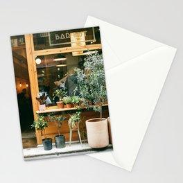Tapas Bar in the Casa Gracia Neighborhood, Barcelona Stationery Cards