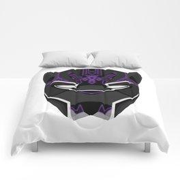 Black Panther mask Comforters