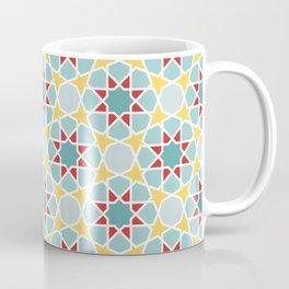 Arabesque IV Coffee Mug