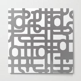 Labirint Metal Print