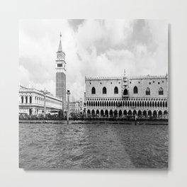 Venice Awaits... Metal Print