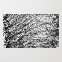 Abstract Love Connection Rug