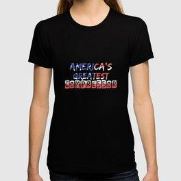 America's Greatest Compressor T-shirt