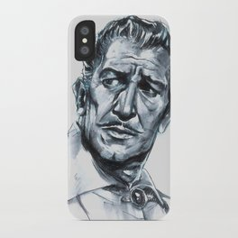 Vincent Price - The Raven iPhone Case