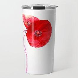 Poppies (duet) Travel Mug