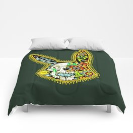 Inside Pika Comforters