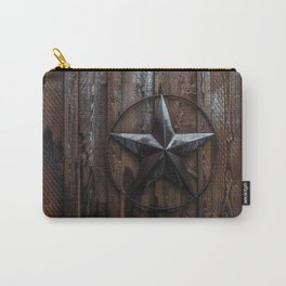 Texas Lone Star Carry-All Pouch