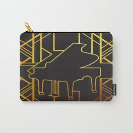 Art Deco Piano Carry-All Pouch
