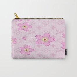 LouisVuitton Pattern Carry-All Pouch