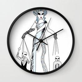 Libra / 12 Signs of the Zodiac Wall Clock