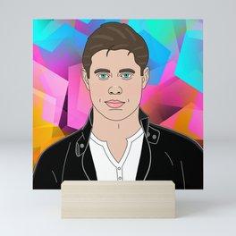 Dean Winchester - Supernatural Mini Art Print