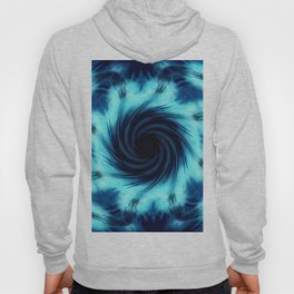 iDeal - Blue SpinWheel Hoody