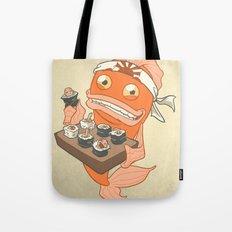 Sushi Fish 2 Tote Bag