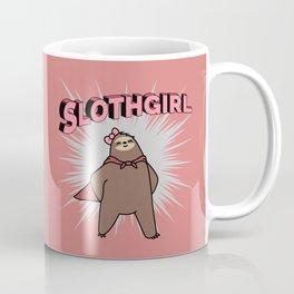 Super Slothgirl! Coffee Mug