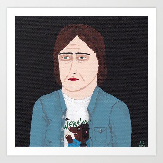 Boy A Art Print