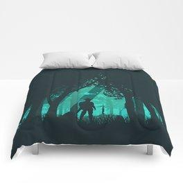 It's Dangerous To Go Alone Comforters