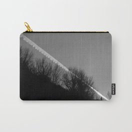 dark print Carry-All Pouch