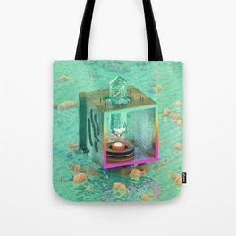 Crystal Power Tote Bag