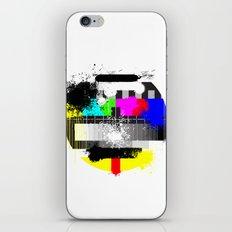 TV Trash iPhone & iPod Skin