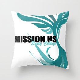 MECHS Throw Pillow