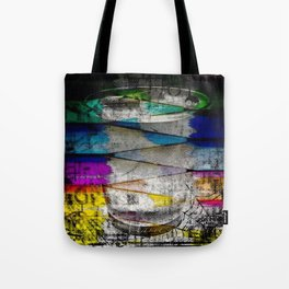 Painting Dreams Tote Bag