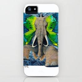 Elefly iPhone Case
