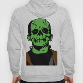 Frankenstein the Momster Hoody