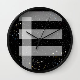 Far, far away Wall Clock