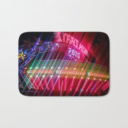 All Aboard the Starship carnival ride Bath Mat