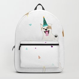 Party Puppy Backpack