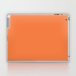 Celosia Orange Laptop & iPad Skin