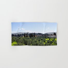 Tuscan Hills Hand & Bath Towel